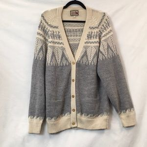 The Alpaca Connection men's sweater, Large